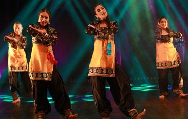 Bollywood Dans Odenplan