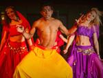 Workshop: Bollywood med Avikk Parkour 28/8