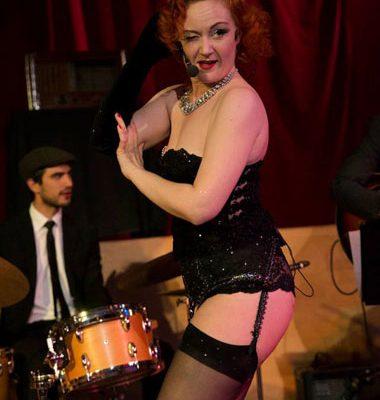 Yvette Les Fesses Burlesque