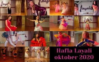 Hafla Layali oktober 2020