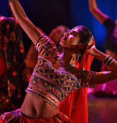 Bollywood - Indisk dans